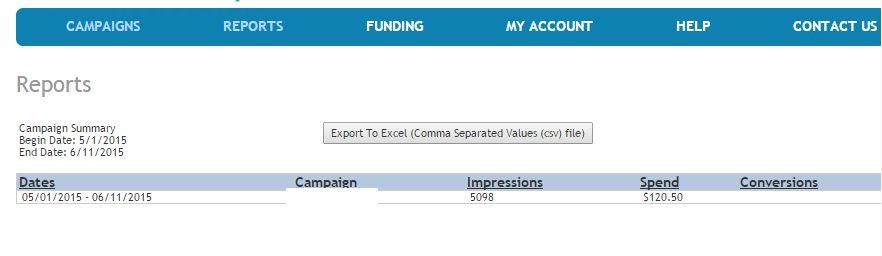 Expense from lead impact 1