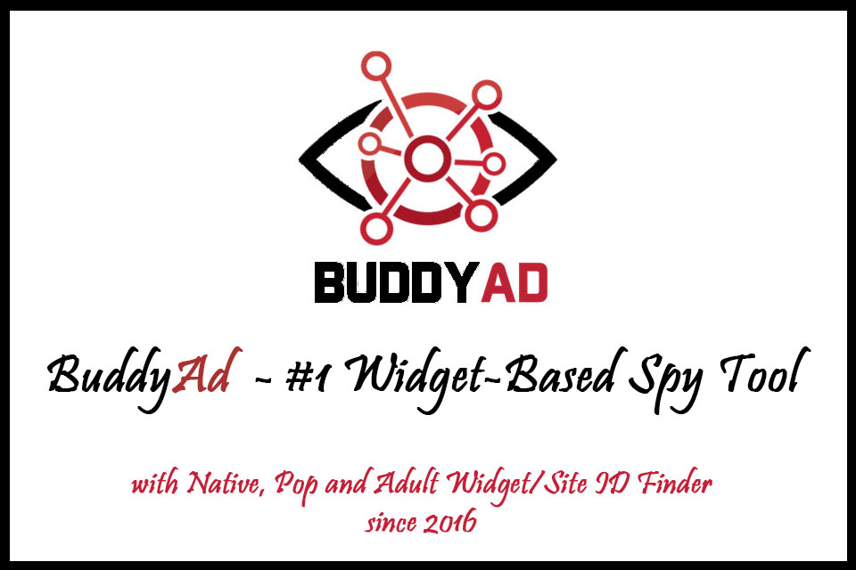 BuddyAd Review – New Widget-Based Spy Tool
