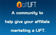 affLIFT – Newest Affiliate Marketing Forum